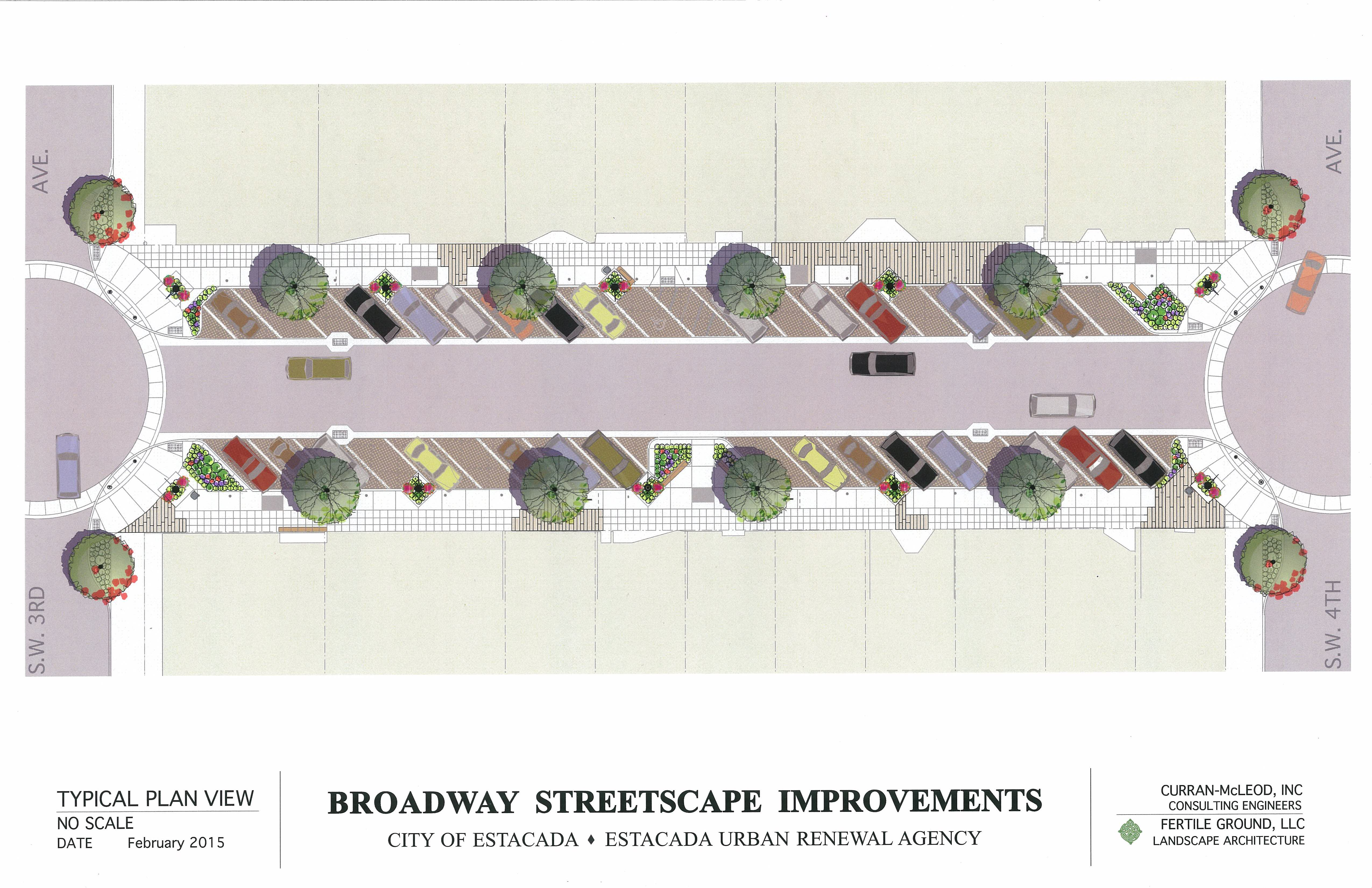 Broadway Rendering Plan View Typ