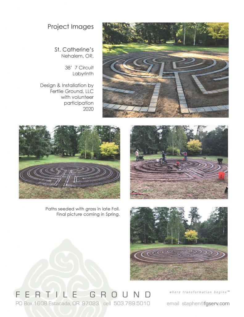 labyrinth portfolio